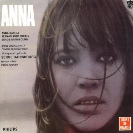 Anna OST cover