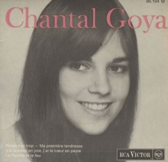 Chantal Goya - Pense pas trop cover