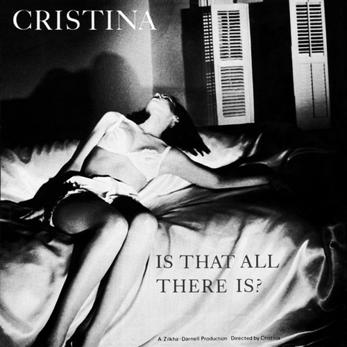 Cristina - Doll In The Box cover