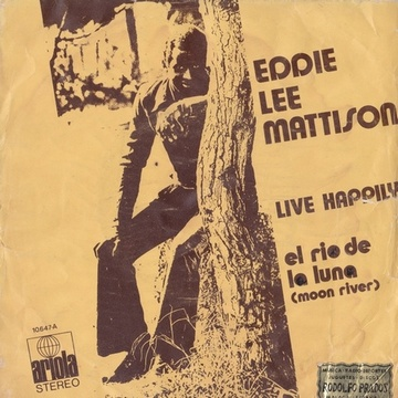 Eddie Lee Mattison - Live Happily