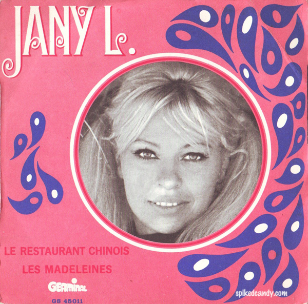 Jany L. - Le Restaurant Chinois cover