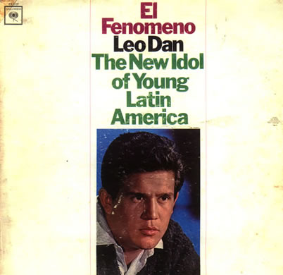 Leo Dan - The New Idol Of Young Latin America cover