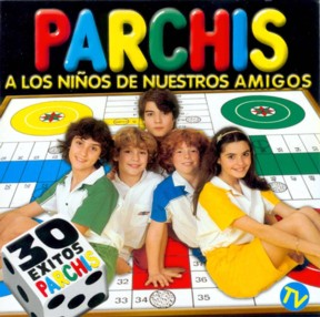 30 Éxitos Parchis cover