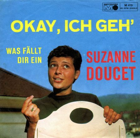 Suzanne Doucet - Okay, ich geh' ! cover