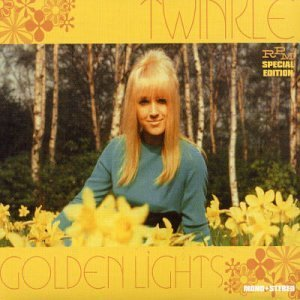 Twinkle - Golden Lights cover